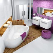 Bathtub, that will nestle you close