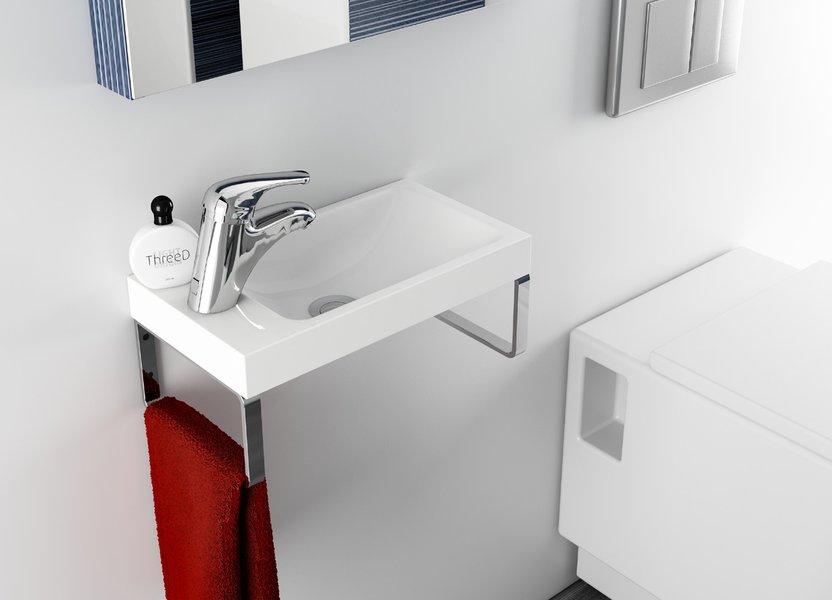 Small washbasin Classic Mini I - RAVAK a.s.