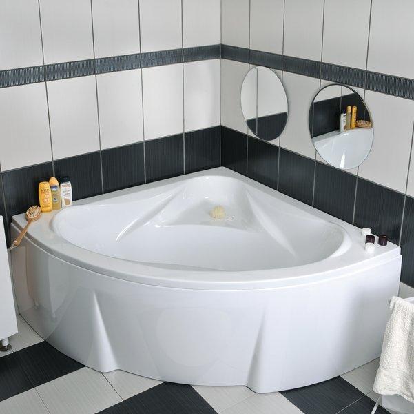Vann triangle ravak a s - Triangular bathtub ...